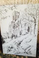 Verner Notecard: Cadet Chapel