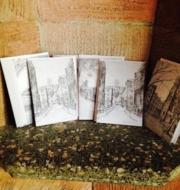 West Point Notecards by Verner (Box of Six)
