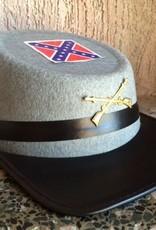 Confederate Enlisted Cap (Kepi/Civil War SOUTH)