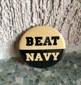 BEAT NAVY Button