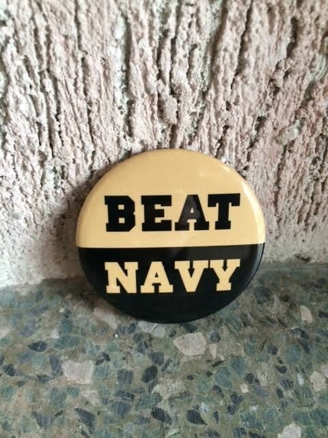 BEAT NAVY Button