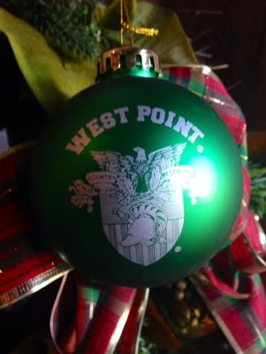 Green Shatterproof Ornament