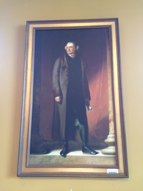 Thomas Jefferson Print