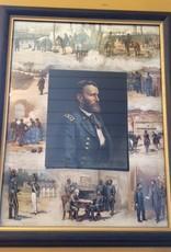 Life of Grant (Framed Print)