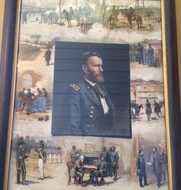 Life of Grant (Framed Print)