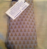"""Vineyard Vines Tie with Army """"A"""""""