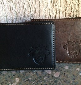 Contrast Stitch West Point Wallet, USMA CREST, Billfold
