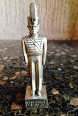 Small Male Pewter Cadet Figure (2.75 inch)
