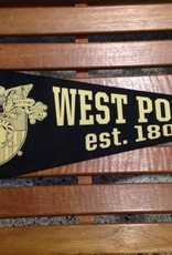 West Point Pennant (est. 1802) (9.5 by 24 inches)