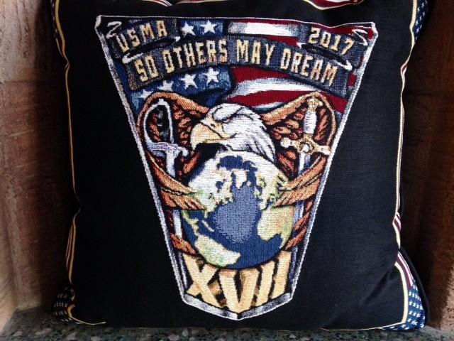 USMA 2017 Class Crest Pillow