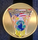 Class Coin with 2017 Crest