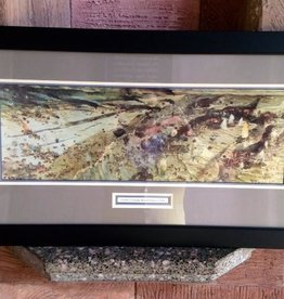 D-Day Omaha Beach Framed Print