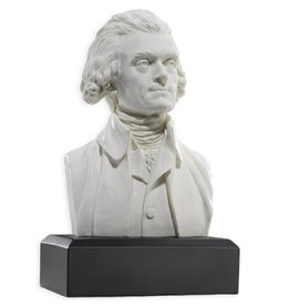 Thomas Jefferson, Houdon Bust, 6 inch