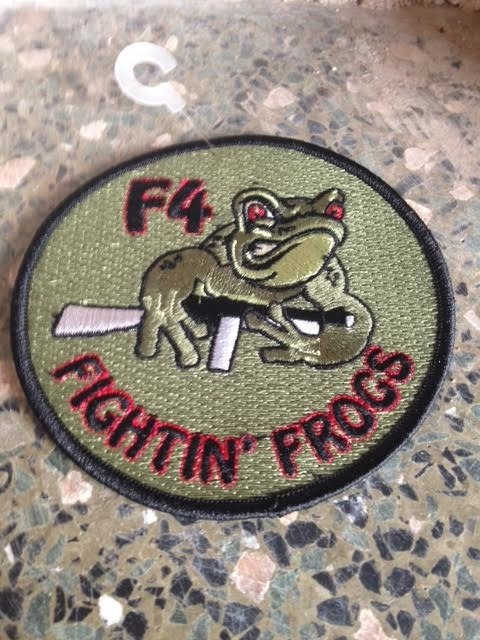 F-4 Company Patch