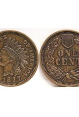 Jumbo Coin: Indian Head Penny