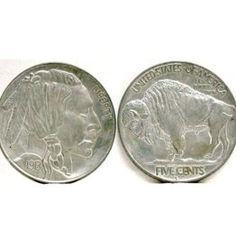 Jumbo Coin: Toy Buffalo NIckel
