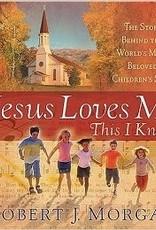 """""""Jesus Loves Me"""" Book"""
