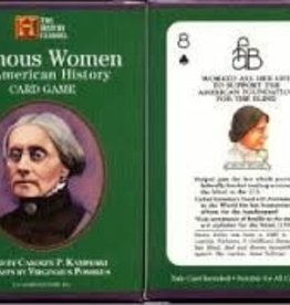 Famous Women In American History Cards