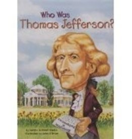 Who was Thomas Jefferson? Children's Book