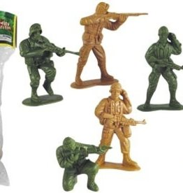 Military Figures (Bagged)