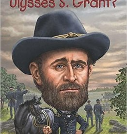 Who Was Ulysses S. Grant?, Children's Book