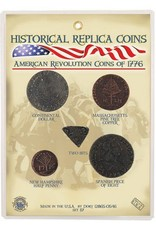 American Revolution Coins of 1776