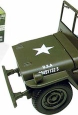 Jeep Willys (1:32 Scale)
