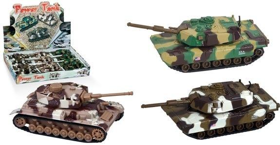 Sold Individually. Power Tank Pullbacks