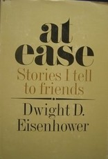 At Ease: Stories I Tell My Friends, By: Dwight D. Eisenhower (VINTAGE)