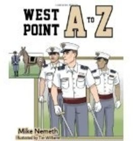 """West Point, A to Z"" Children's Book"