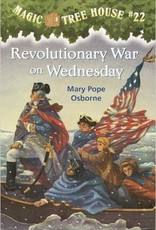 Revolutionary War on Wednesday (Mary Pope Osborne)