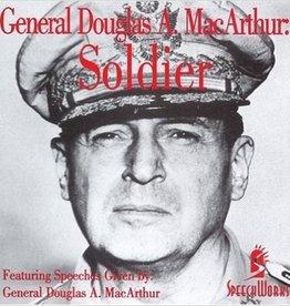 """General Douglas A. MacArthur """"Soldier"""""""