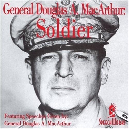 """General Douglas A. MacArthur C.D. """"Soldier"""""""