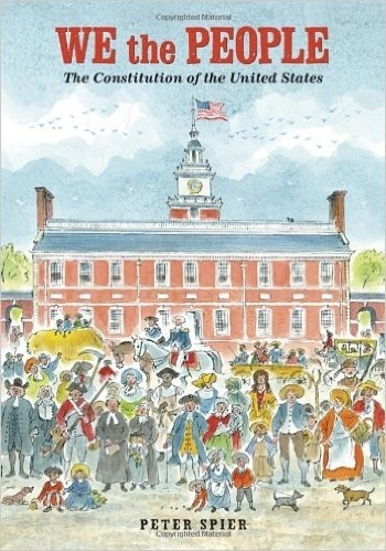We The People: The Constitution of the United States (Children's Book)