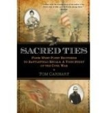 Sacred Ties (Brand New but does have a black mark on binding; discounted to reflect this)