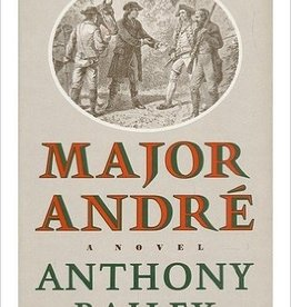 Major Andre: A Novel (Vintage Book)