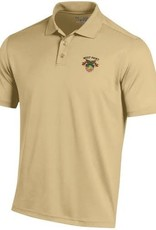 Under Armour Men's Polo in Gold