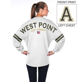 """Camo"" West Point Spirit Jersey"