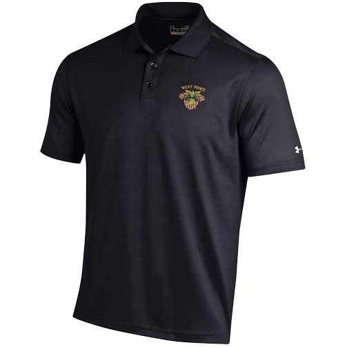 Under Armour Men's Polo in Black