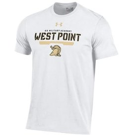 """Under Armour """"West Point"""" Charged Cotton T Shirt"""