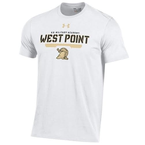 "Under Armour ""West Point"" Charged Cotton T Shirt"