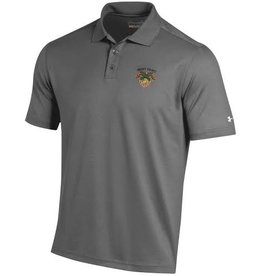 Under Armour Men's Polo in Graphite
