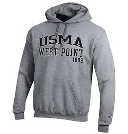 Champion Fleece USMA Hooded Sweatshirt (Adult)