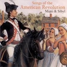 Songs of the American Revolution CD