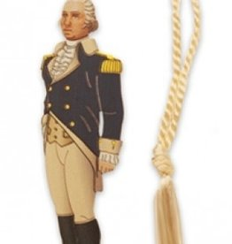 General George Washington Bookmark