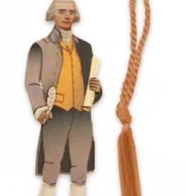 Thomas Jefferson Bookmark (D. Howell Co.)