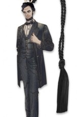 President Abraham Lincoln Bookmark (D. Howell Co.)