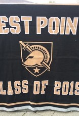 "West Point Class of 2019 Knit Blanket (63"" x 53"")"