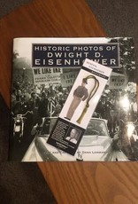 General Dwight D. Eisenhower Bookmark (D. Howell Co.)