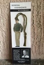 General Dwight D. Eisenhower Bookmark